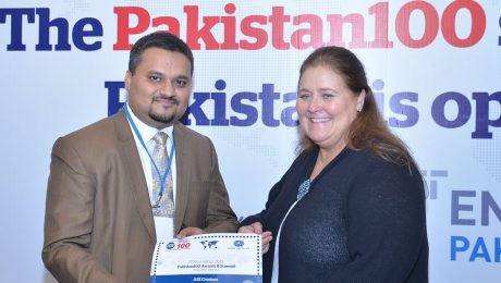 Pakistan 100 Award