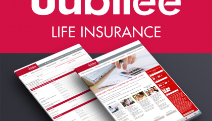 Jubilee Life Insurance's 'Online Policy Portal'