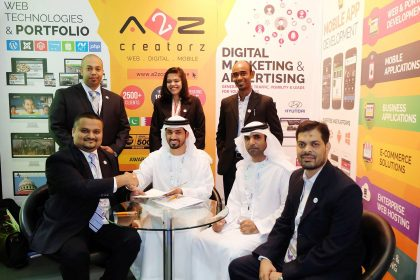 A2Z Creatorz Enters into Agreement to provide business applications with Abu Dhabi Based Group