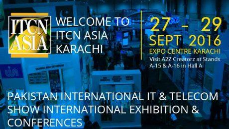 ITCN Asia 2016