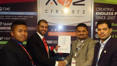 A2Z Creatorz Partnerships with Bahrain Based IT Company