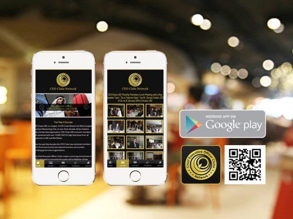 CEO Club App