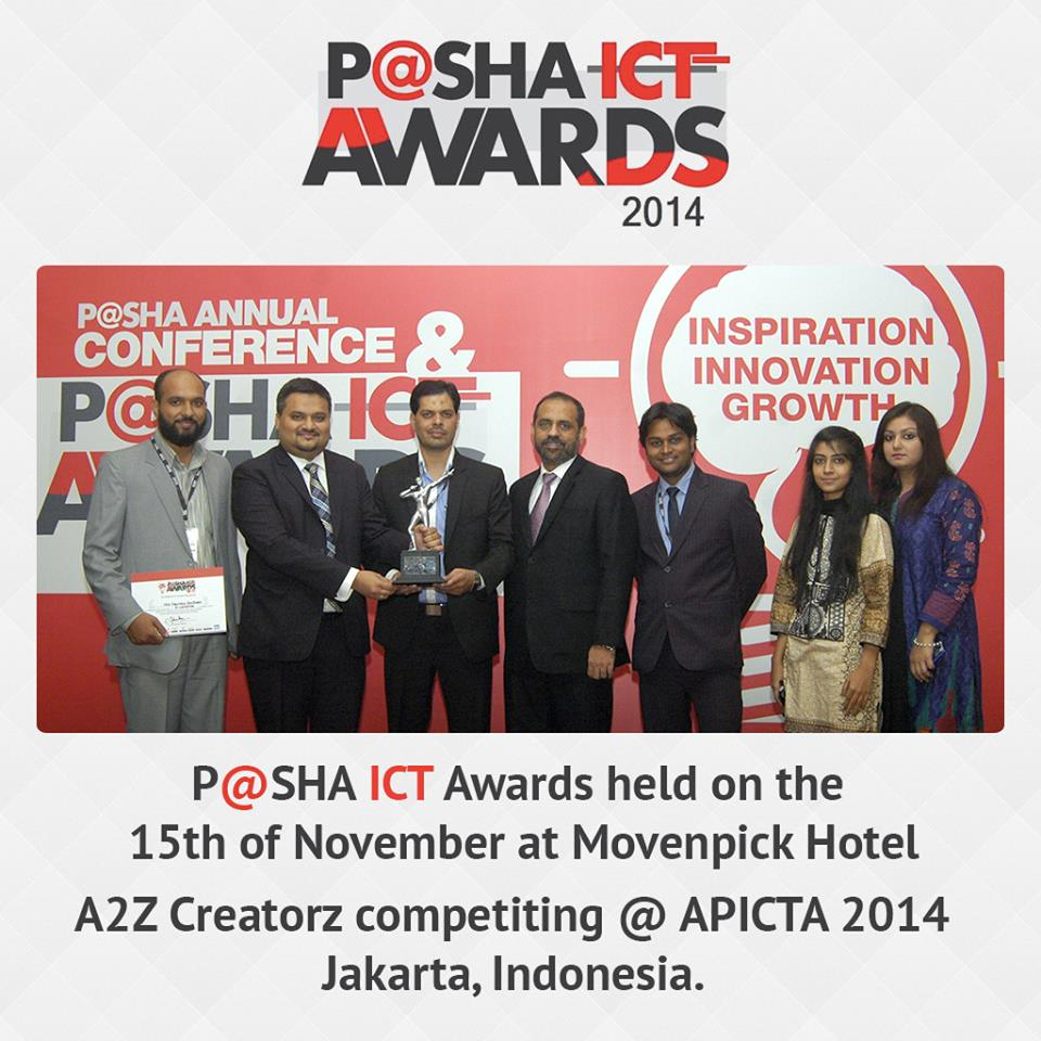 P@SHA ICT Awards 2014